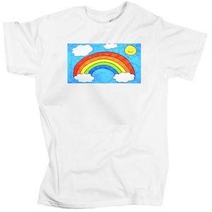 Rainbow 🌈 unisex t-shirt